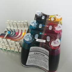 Computer cartridge ink supply system