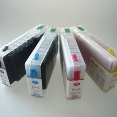 Computer printer ink cartridge
