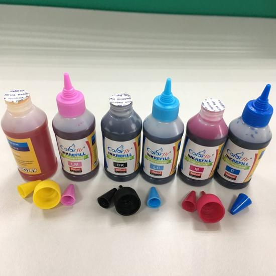 Universal ink refill for Epson,Canon,HP and brother desktop inkjet printer