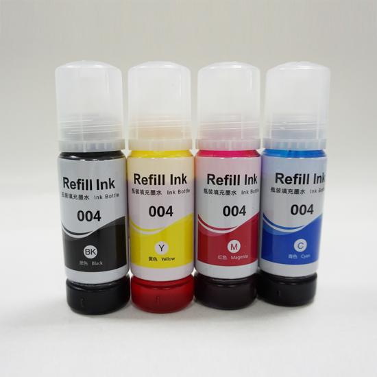 Epson Ink Refill For L3100/L3101/3110/L3110/L3111/L3150/L3151/L3115